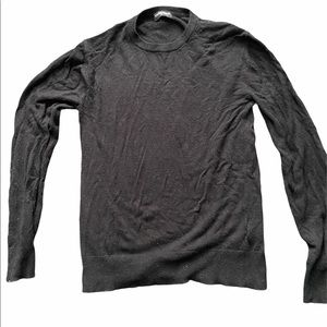 American Apparel Basic Black Sweater